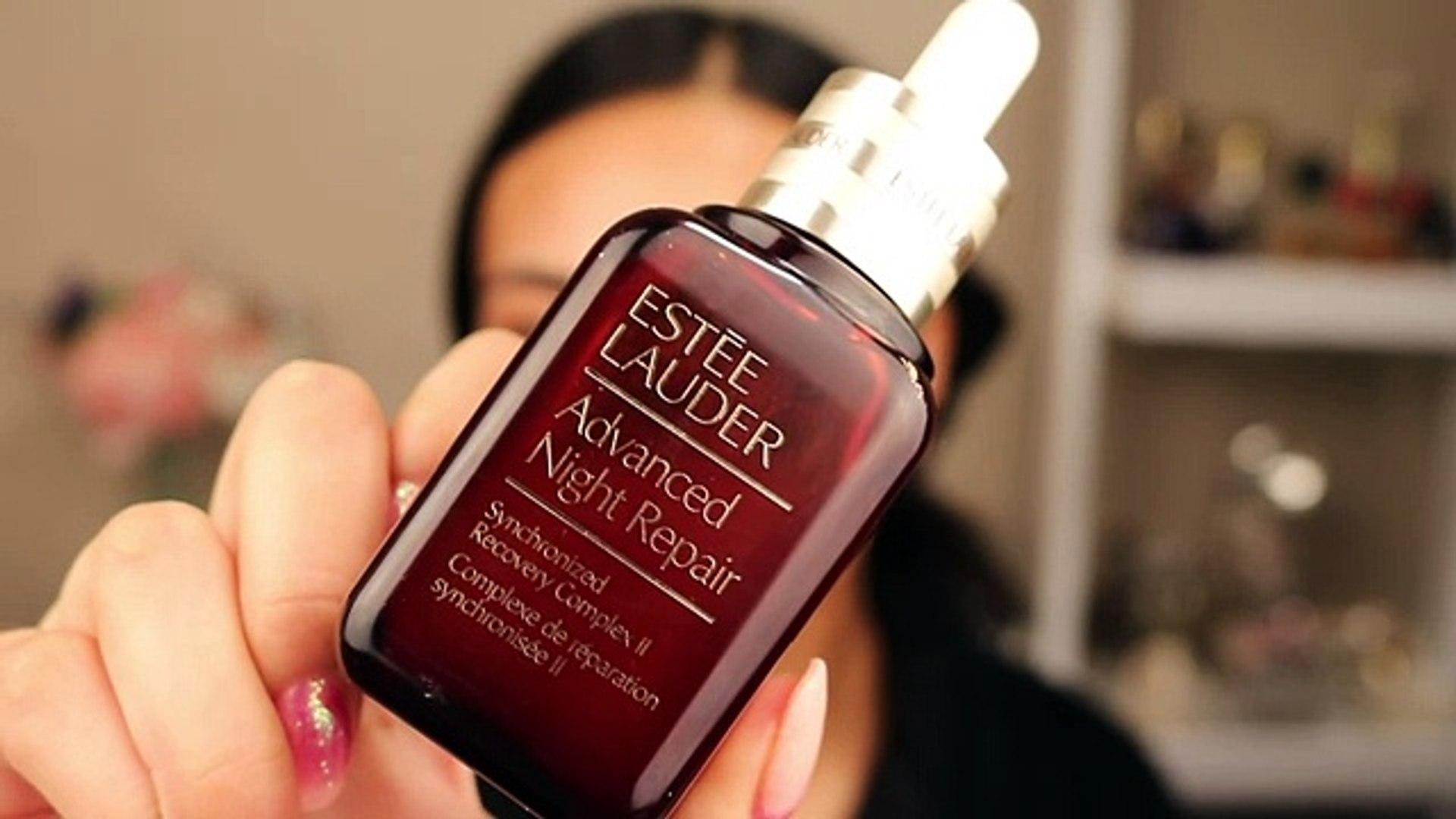 My Night Routine  Estee Lauder Skincare Night Ritual