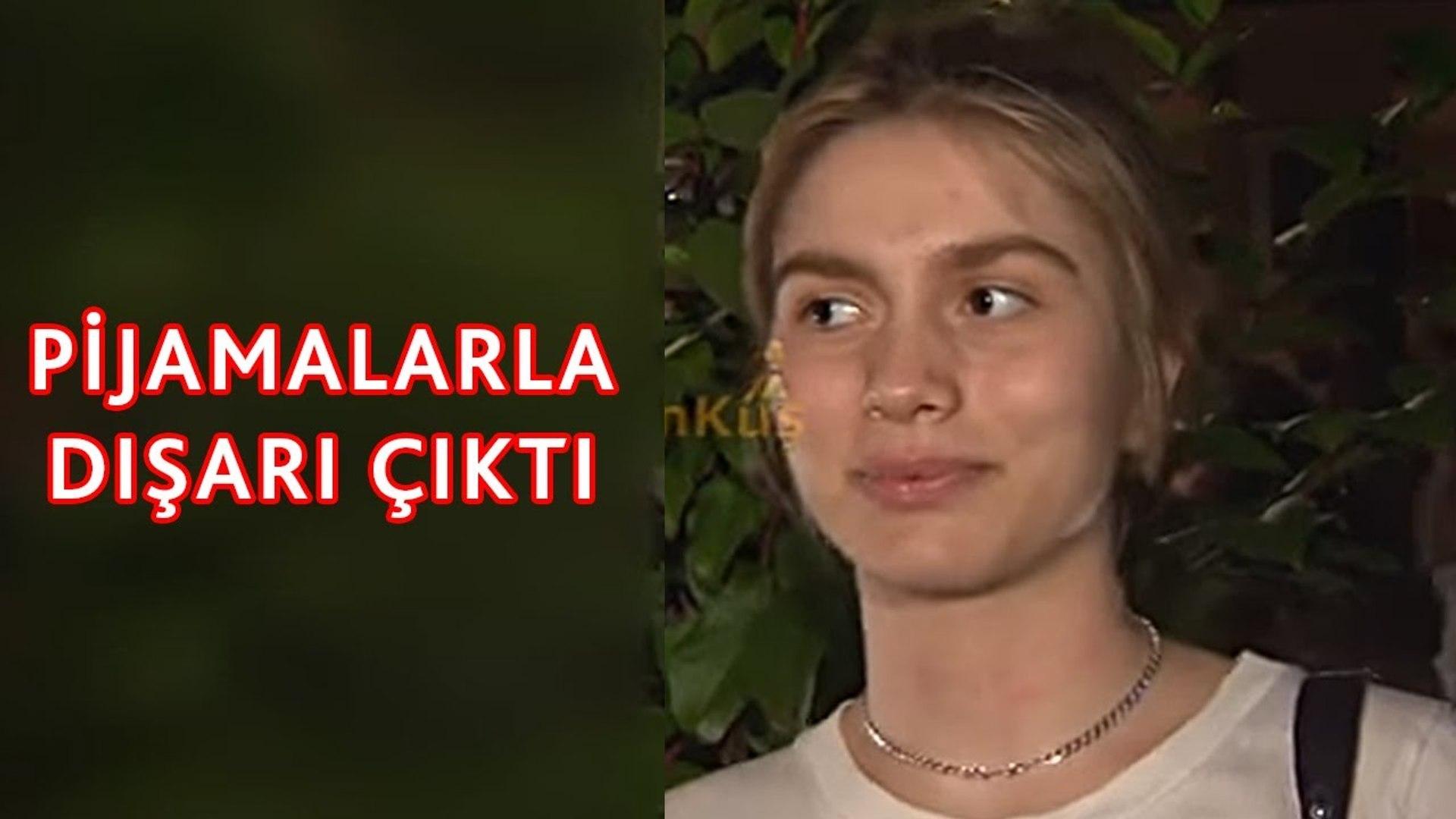 Aleyna Tilki'den Çağatay Akman yorumu! Önce Kavga Etti, Sonra Şarkı Verdi!