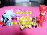 OWLETTE VS THE GLIMMIES THOMAS & FRIENDS LAVOONIA SPINOSITA PETS PARADE DANNY PIRATE Toys BABY Videos, PJ MASKS , PEPPA