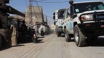 Syrie: une localité assiégée reçoit de l'aide