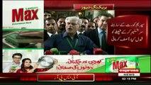 PML-N Leaders Media Talk - 31st July 2017