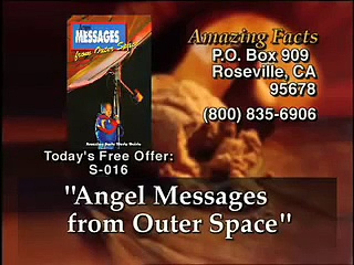 16. Angel Messages from Outer Space