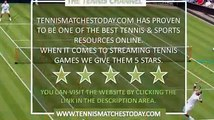 Nicolas Mahut vs Thomas Fabbiano Live Tennis Stream - ATP Washington D.C - Citi Open - 21:00 UK - 31st July