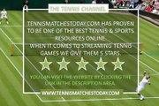 Sekou Bangoura vs Marius Copil Live Tennis Stream - ATP Washington D.C - Citi Open - 22:00 UK - 31st July
