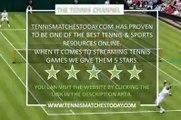Alexios Halebian vs Lukas Lacko Live Tennis Stream - ATP Washington D.C - Citi Open - 23:00 UK - 31st July
