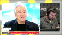 """Mort de Jeanne Moreau : """"Elle a illuminé notre art et la vie de beaucoup de monde"""", réagit Pierre Arditi"""