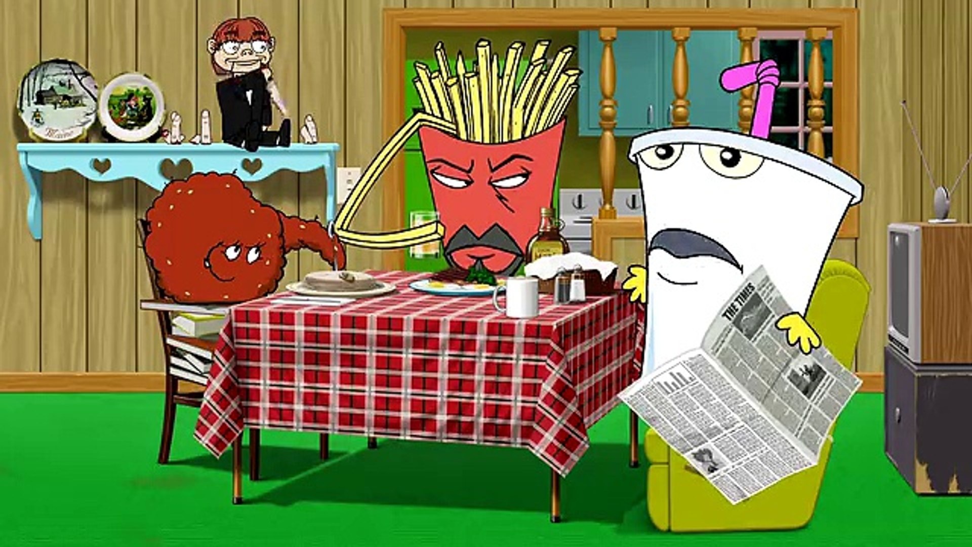 Aqua Teen Hunger Force S05e07 Dummy Love Video Dailymotion