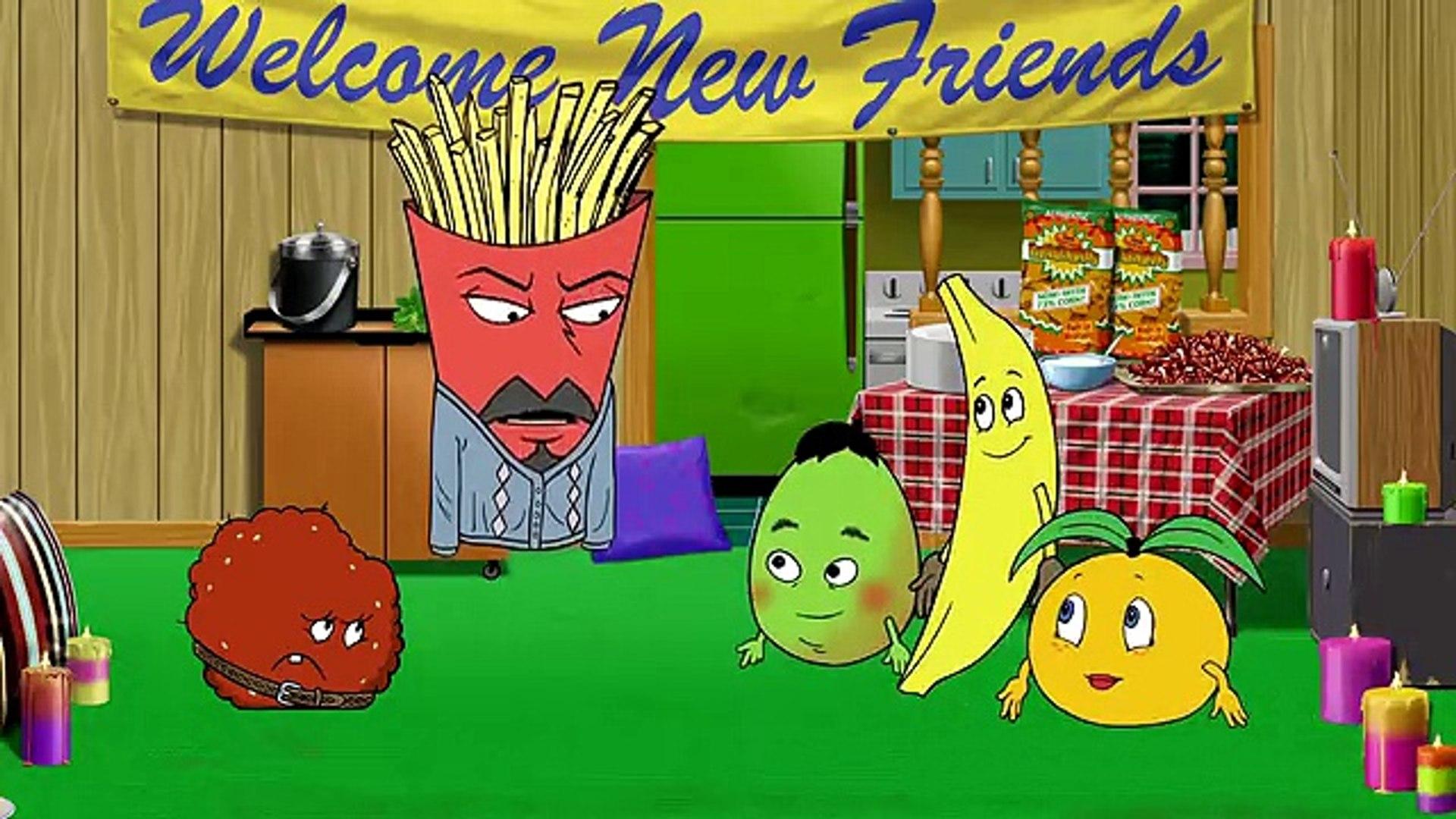 Aqua Teen Hunger Force S05e09 Bible Fruit Video Dailymotion