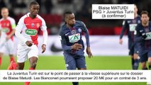 JT du Mercato (31/07/17) : Neymar à Barcelone, Matuidi à Juventus Turin, Sneijder à Nice...