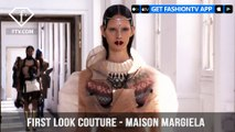 First Look Couture Fall/Winter 2017-18 Maison Margiela | FashionTV
