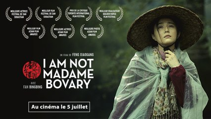I am not madame Bovary / Bande-annonce officielle