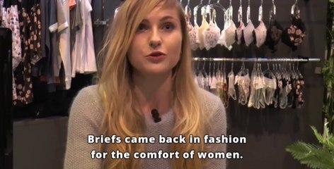 French Designer Talks Latest Trends in Lingerie