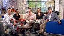 """Feuerherz bei """"MDR um 4"""" (25.07.2017) -  """"Despacito"""" & """"Lange Nicht Genug"""" Live + Interview + Fan-Anrufe"""