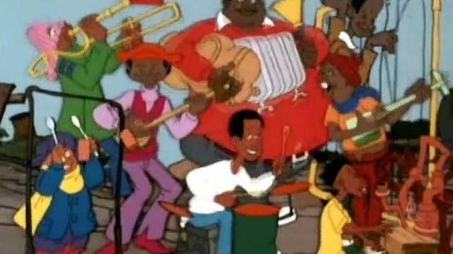 Fat Albert And The Cosby Kids S01E01