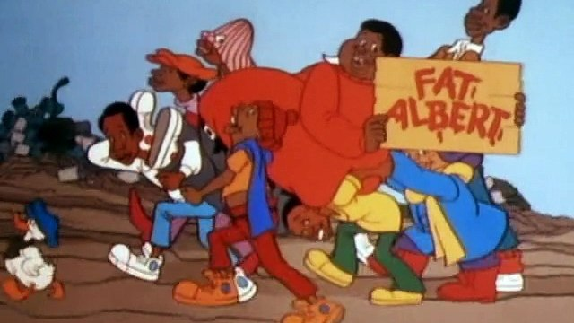 Fat Albert And The Cosby Kids S01E12