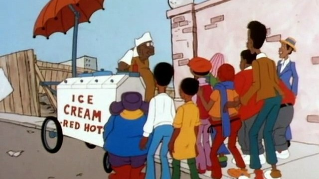 Fat Albert And The Cosby Kids S02E03