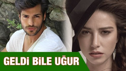 Serkan Çayoğlu'ndan Sevgilisi Özge Gürel'e Aşk Dolu Destek!