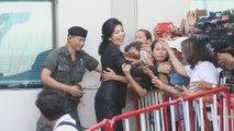 """Yingluck se declara """"víctima"""" política al cierre del juicio por negligencia"""