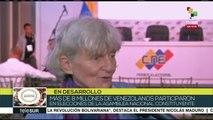 Liliane Blaser: Constituyente es una victoria del pueblo venezolano