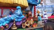 Fr dans partout la magie Magie la magie disney parade disneyland paris 2016