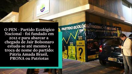 Bolsonaro no Partido Ecológico Nacional