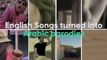 Hilarious Arab parodies of English hits