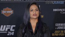 Cynthia Calvillo plans to be fighter who dethrones UFC champ Joanna Jedrzejczyk