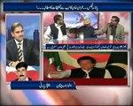 PML-N's Shakeel Awan and PTI Leader Extreme Fight On Panama Leaks