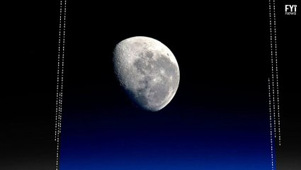 Lua poderia fornecer água para a Terra
