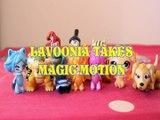 LAVOONIA TAKES MAGIC MOTION BOWSER PRINCESS ARIEL DANNY CERULEA SPINOSITA AGNES GRU PETS PARADE Toys BABY Video, THE GLI
