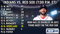 Red Sox Lineup: Can Rafael Devers Stay Hot?