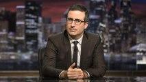 "John Oliver Slams Alex Jones For ""Shamelessly"" Pushing Products | THR News"