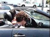 Britney Spears And Rumored Boyfriend, Bodyguard Daimon Shippen Take A Ride With The Top Down [2007]