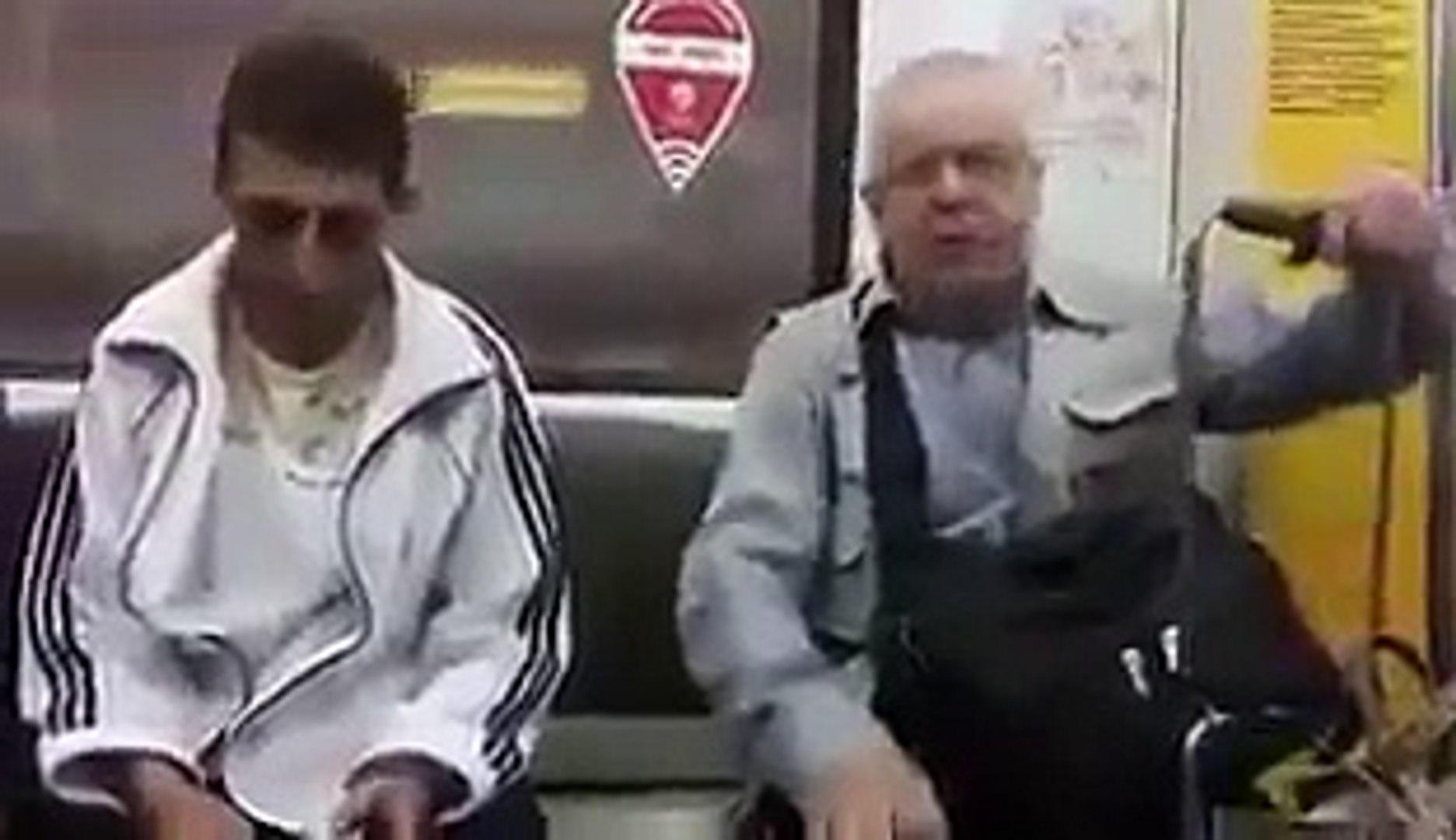 Когда россиянка в Москве вступилась за Украину, ярого 'путинца' просто разорвало от злости