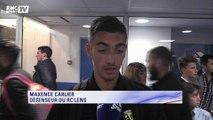 """Auxerre-Lens (1-0) – Carlier : """"On a manqué d'efficacité face à une belle équipe d'Auxerre"""""""