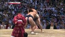 Sumo - Nagoya Basho 2017 Day 15 - July 23rd