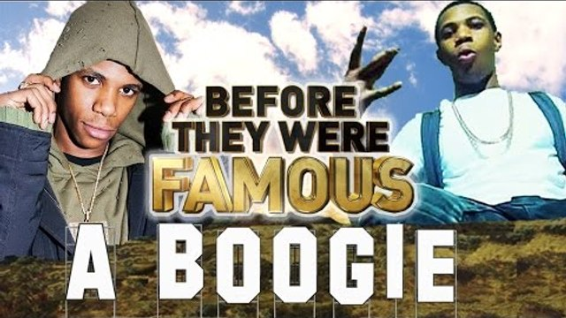 A BOOGIE WIT DA HOODIE - Before They Were Famous - REAL NAME