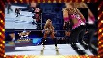 Becky Lynch & Carmella vs Natalya & Alexa Bliss - WWE Aug 16 2k16 - World Wrestling Entertainment YT