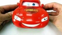 Et voiture des voitures dessin animé pour foudre garderie course course rimes homme araignée jaune Disney McQueen