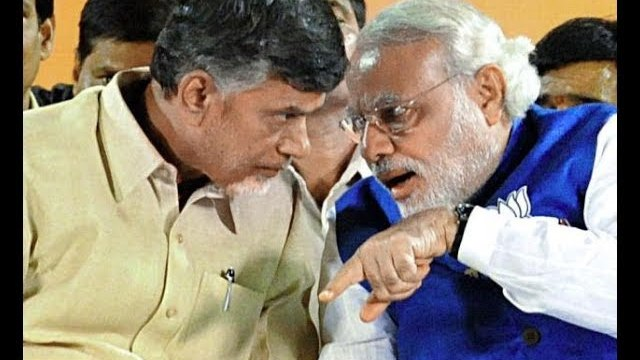 బాబుకు చెక్‌ పెట్టిన మోడీ | Modi Strategy on Andhra Pradesh Politics | Chandrababu Naidu | YOYO TV CHANNEL