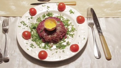 The delicacies of French cuisine