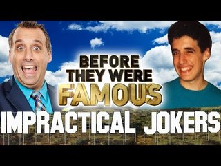 IMPRACTICAL JOKERS - Before They Were Famous - The Tenderloins