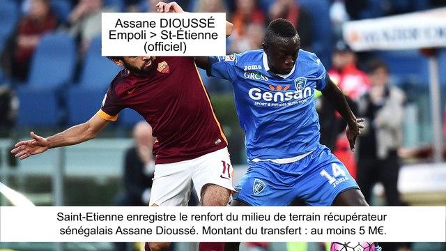 JT du Mercato (01/08/17) : Nasri à Nice, Ben Arfa à  Fenerbahçe, Neymar à Paris...