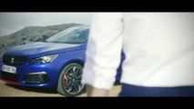 VÍDEO: Peugeot 308 GTi vs. Peugeot 308 Racing Cup