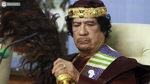 Remembering Muammar Qaddafi and the Great Libyan