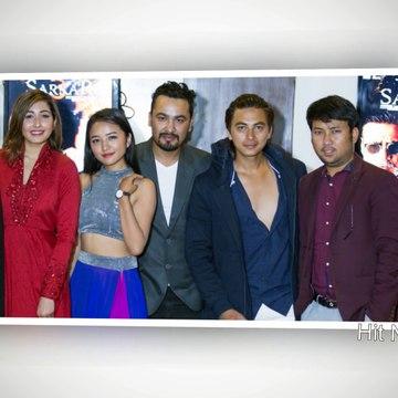 एलिसा राई र आँचलमा को  बोल्ड ?/Alisha Rai & Aachal Sharma Hot Dress