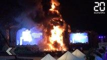 Une scène prend feu à Tomorrowland ! - Le Rewind du mardi 01 août 2017