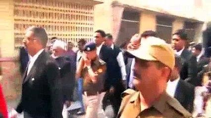 Murder in Muradabad court - Uttar Pradesh