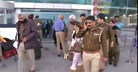 American woman arrested at Indian airport with 25 live ammunition   bullets