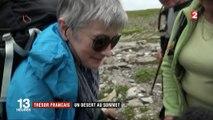 Haute-Savoie : les fonds marins du désert de Platé